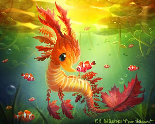 3131. Fall Seadragon