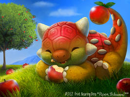 3132. Fruit Bearing Dino