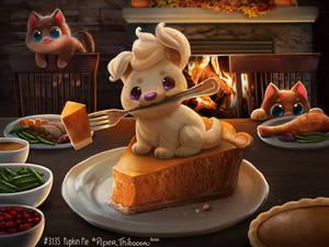 3135. Pupkin Pie
