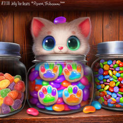 3138. Jelly Toe Beans