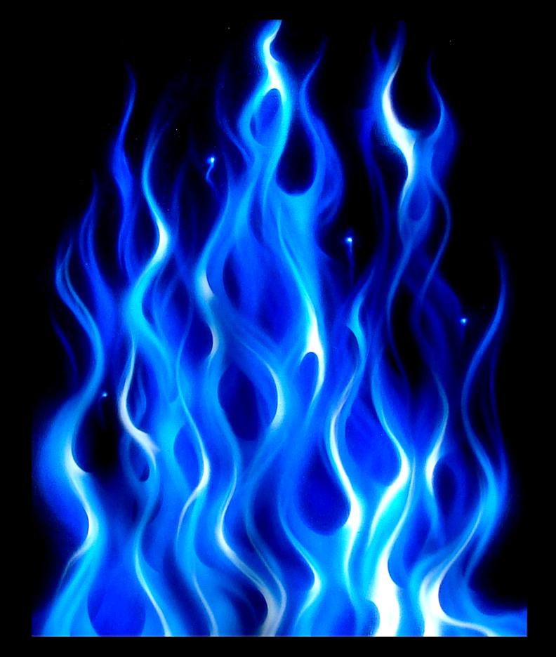 background blue flame by noseneighbor on deviantart