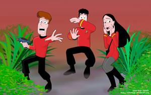 Star Trek: Red Shirts! by VictorHugo