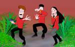 Star Trek: Red Shirts!