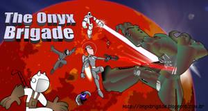 Onyx Brigade webcomic - new header