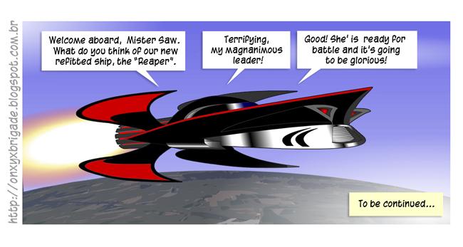 The Reaper by VictorHugo
