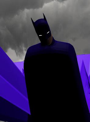 Batman by VictorHugo