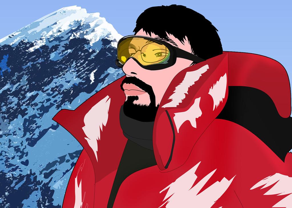 Everest by VictorHugo