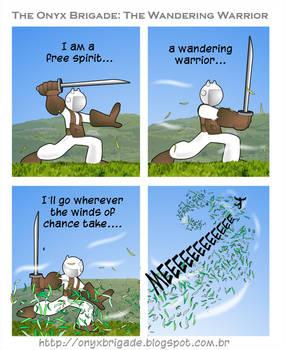 The Wandering Warrior