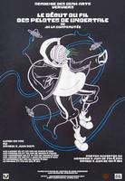Le debut du Fil des Pelotes de UNDERTALE by JH-la-Chapeaute