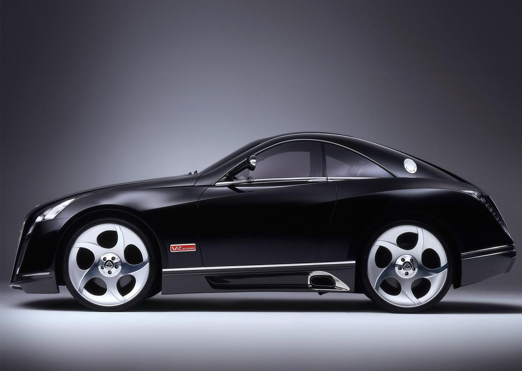 Mini Maybach Exelero By Trabzonsport On Deviantart