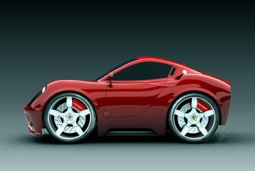 Mini Ferrari Dino Ugur Sahin