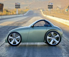 Mini Volvo T6 Roadster by TrabzonSport