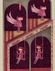 Swings by o0Amphigory0o
