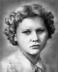 Edna Ellen Hanninen by o0Amphigory0o