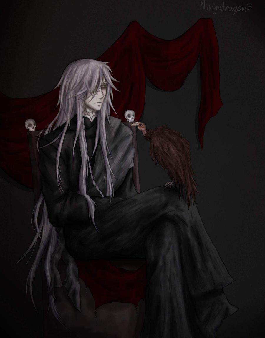 Undertaker Vulture by NinjaDragon3