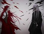 Red Death vs Black Death