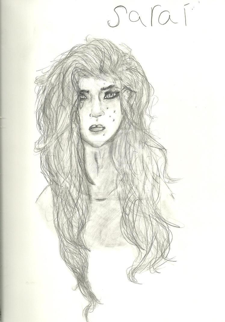 Sarai by MistyTheLith