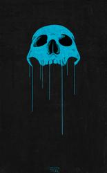 Dirty Skull by RoseCabriolet