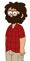 Patnesses - Gravity Falls by RefutableRapscallion