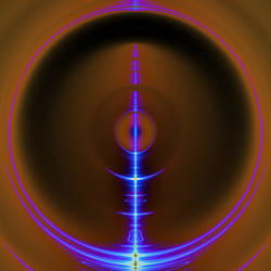 Teardrop Laser by Discarn8