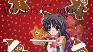 Wanna Cookie? by NekoKawaiix3