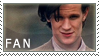 Stamp - Matt Smith by AppleCherry