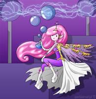 Princess Bubblegamma by Sparkledroid