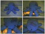 Crochet Little Octopus