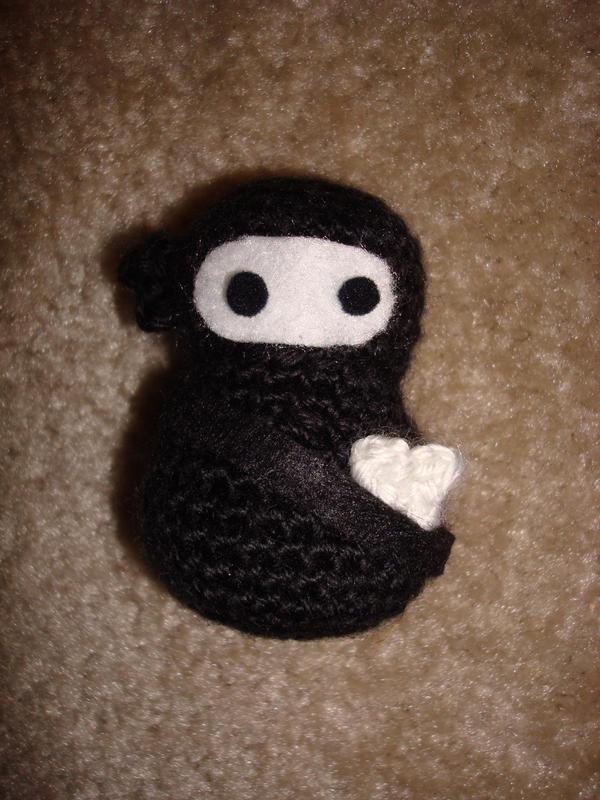 Crochet Ninja by katrivsor