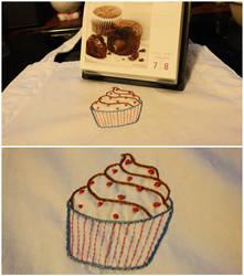 DIY Cupcake Apron - Martha Stewart by katrivsor