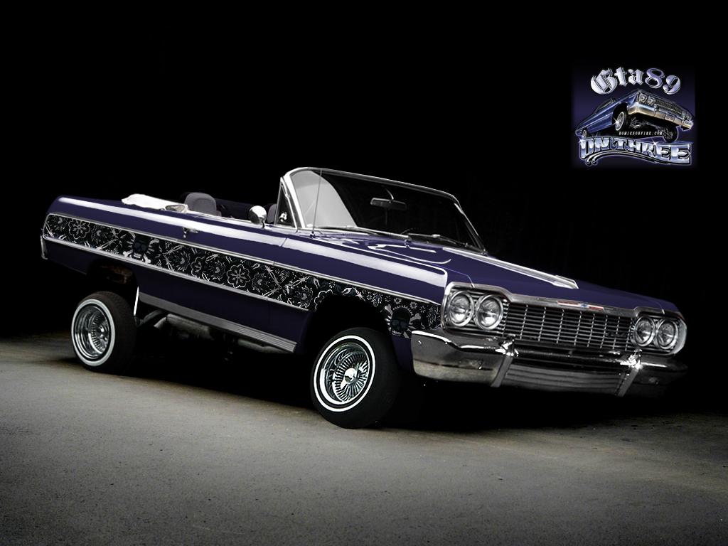 Latino Chevy Show Cars  S Pics