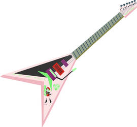 Water Melody's Guitar