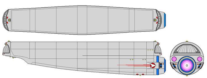 Thru-Deck Secondary Hull By Nichodo + Larry03052