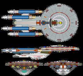 Ascension II Class Dreadnaught