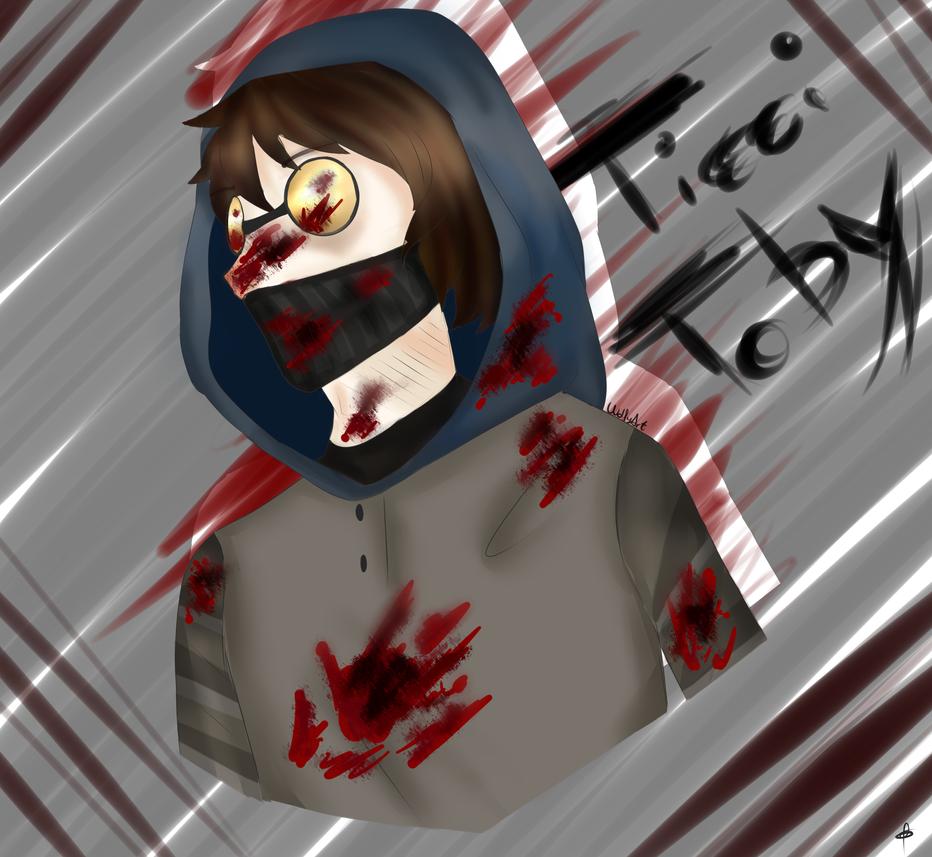 Ticci Toby by HelenTQT