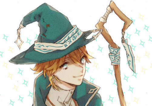 Male Witch
