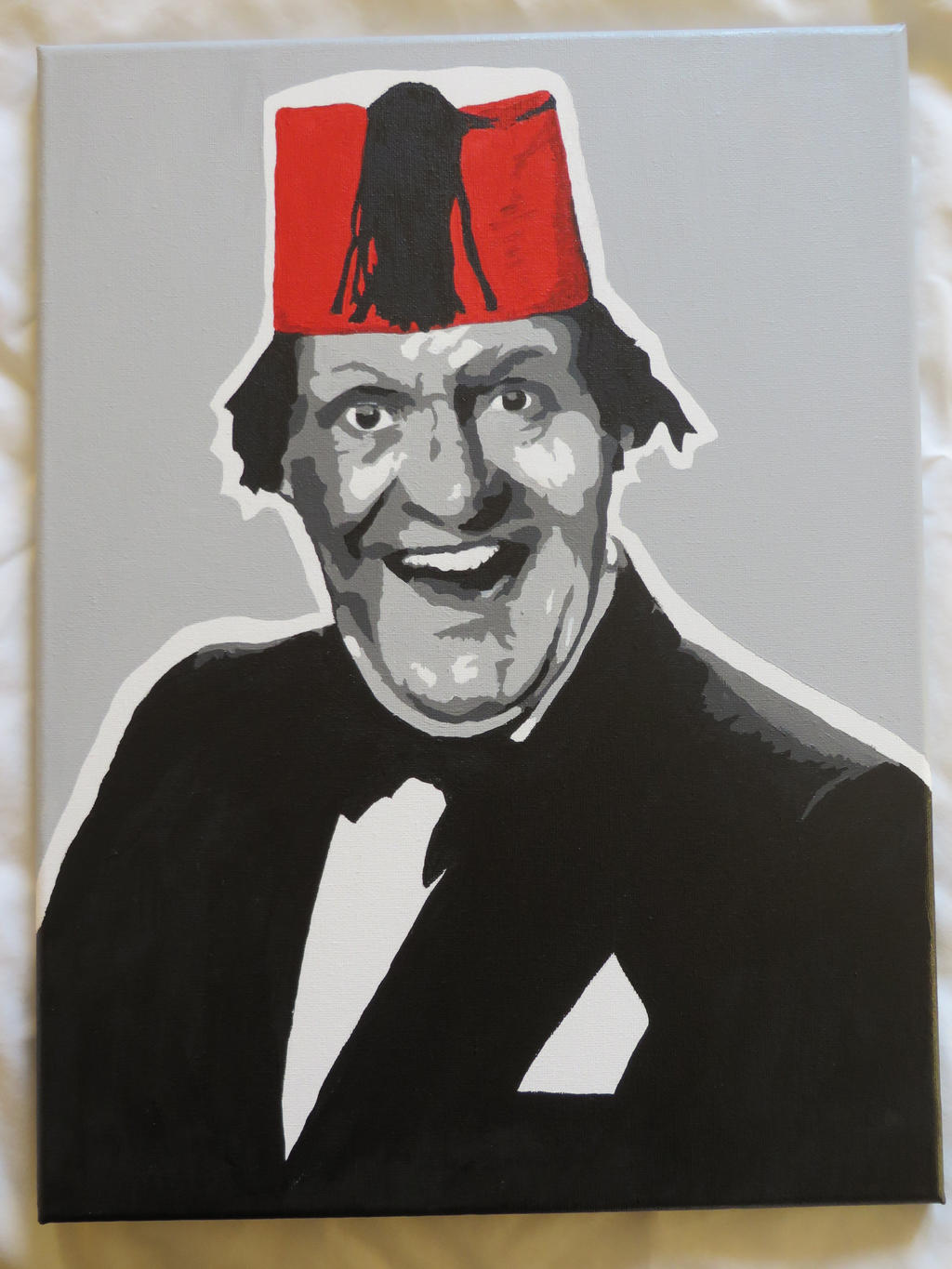 The one and only Tommy Cooper (sold) by ennersemporium