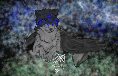 My Wolf Self by Dion600