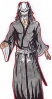 Ranma Kurogami by blazewb