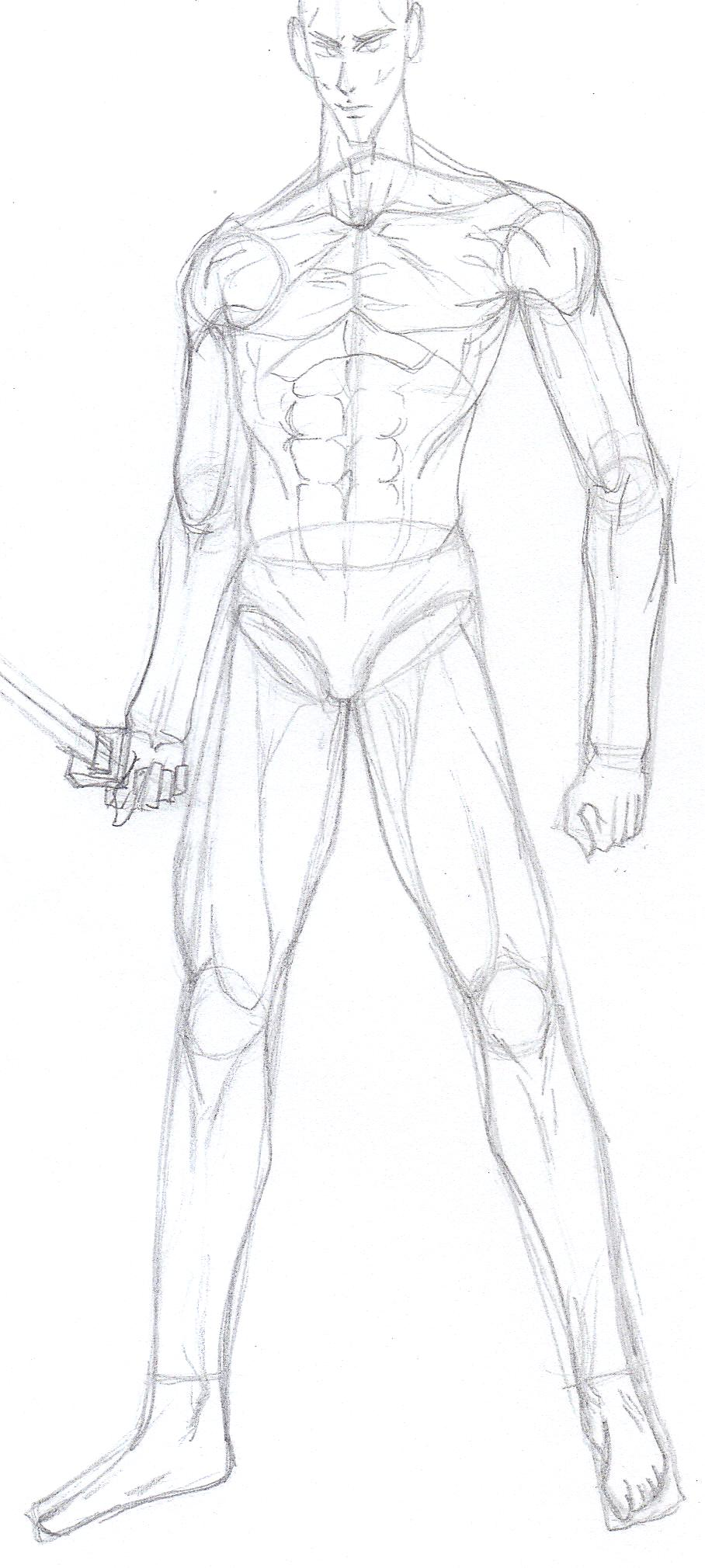 Drawing Tutorial #2 Muscle Anatomy by blazewb on DeviantArt