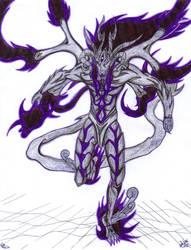 Thanatos: Erebus by blazewb