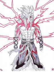 Ranma Kurogami: Fury Reborn by blazewb