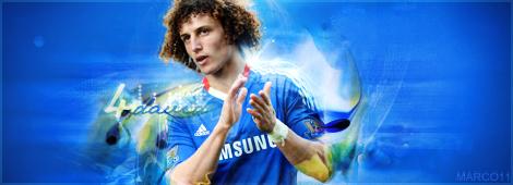 David Luiz 4 by marco11EXP
