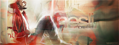 NESLI - L'AMORE E' QUI! by marco11EXP