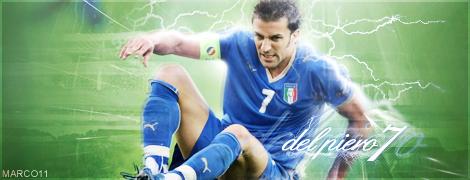 Alessandro Del Piero 7 by marco11EXP