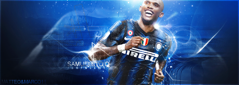ETO'O INTER ft. Matteo by marco11EXP