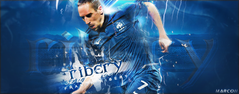 Ribery by marco11EXP