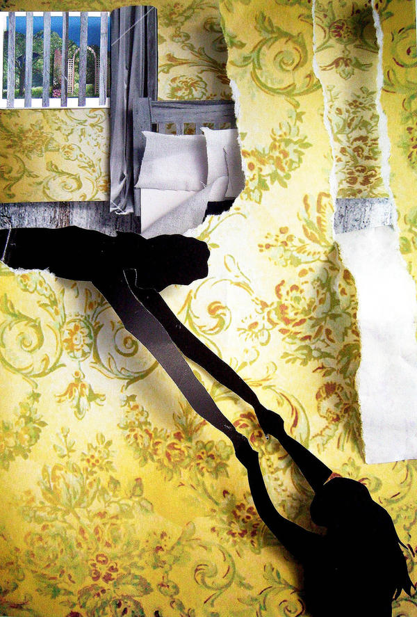 The yellow wallpaper setting