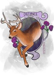 Deer Defiance