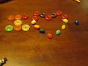 I heart jellybean